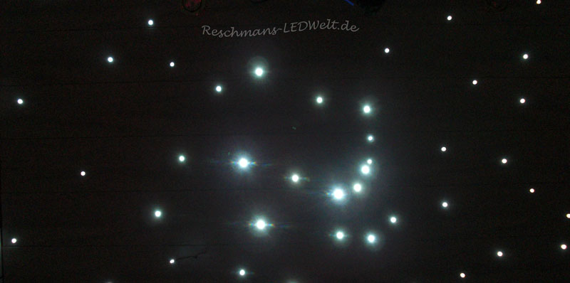 led sternenhimmel bad sternenhimmel mit led glasfasern gestalten f r bezaubernde lichteffekte. Black Bedroom Furniture Sets. Home Design Ideas